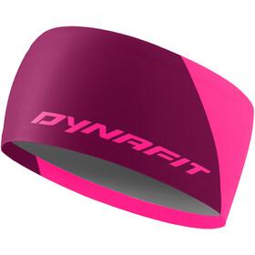 Dynafit Performance Dry 2.0 Hoofdband, pink glo